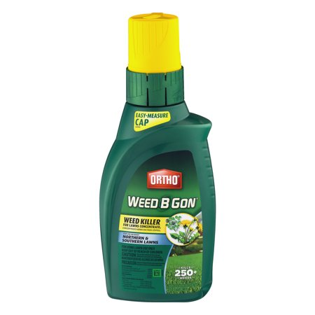 Ortho Weed B Gon Weed Killer for Lawns Concentrate2, 32 oz (16,000 sq ft) - Halloween Weed