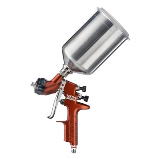 Itw Devilbiss TEKNA??? With Cup Copper Gravity 703662