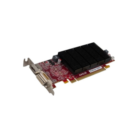 Visiontek Radeon HD 7350 Graphic Card - 650 MHz Core - 1 GB DDR3 SDRAM - PCI Express 2.0 x16 - Full-height - Single Slot Space Required - 2560 x 1600 - DirectX 11.0DisplayPort - 3 x Monitors