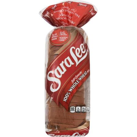 Sara Lee Soft & Smooth 100% Whole Wheat