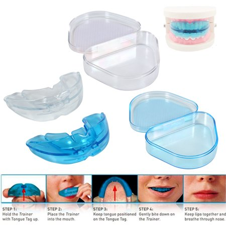 Teens Adults Teeth Retainer Dental Health Care Straight Reusable Tooth Braces Trainer ,Teeth Retainer, Dental Tray - Walmart.com