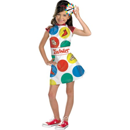 Morris costumes DG25663L Twister Child - Twister Mat Costume