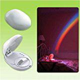 LED Rainbow Projector Room Night Light W/3 Display Mode - Rainbow Dash Light