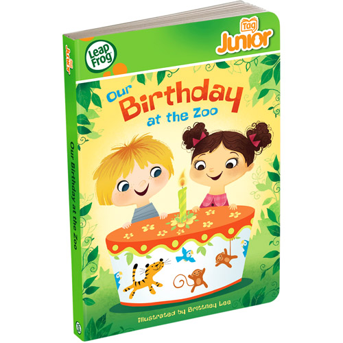 LeapFrog Tag Junior Book: Our Birthday at the Zoo