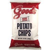 Good's Home Style Potato Chips, 12 Oz.