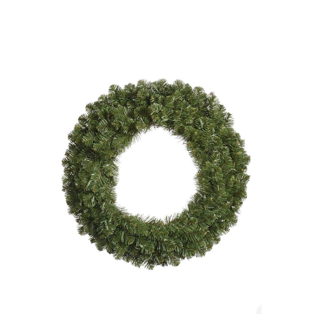"Vickerman 27621 - 144"" Grand Teton Christmas Wreath (G125690)"