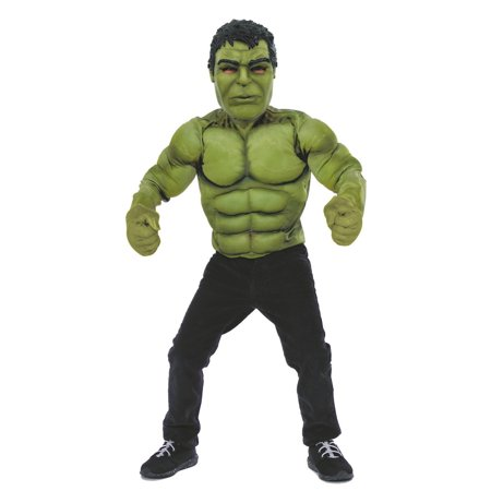 Hulk Dress Up Halloween Costume Set