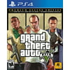 Deals on Grand Theft Auto V: Premium Online Edition PS4