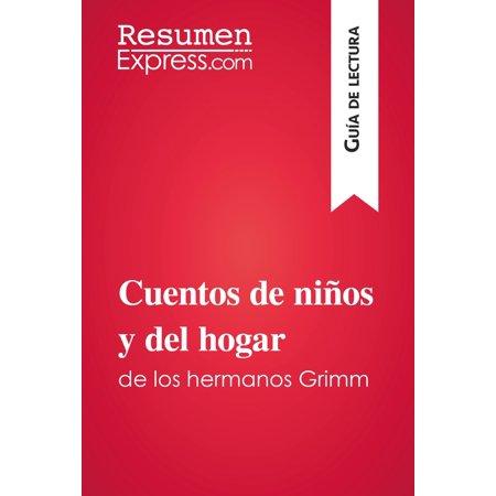 Cuentos de niños y del hogar de los hermanos Grimm (Guía de lectura) -