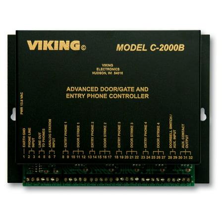 Viking Entry (Viking C-2000B Door Entry Controller)