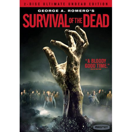 George A. Romero's Survival of the Dead (DVD) (Call For The Dead A George Smiley Novel)
