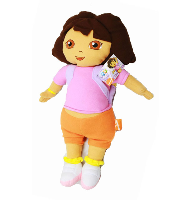 Jumbo Dora the Explorer Cuddle Pillow #DED5738 by