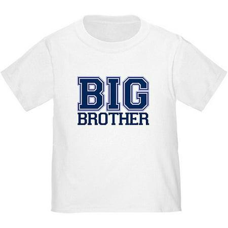 Baby Toddler Boy Big Brother Varsity T-Shirt