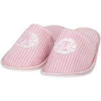 LA Clippers Women's Slide Slipper - Pink
