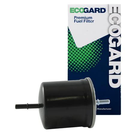 volvo s60 fuel filter ecogard xf65613 engine fuel filter premium replacement fits  ecogard xf65613 engine fuel filter