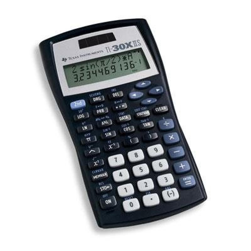 Ti-30X Iis Scientific Calculator, 10-Digit Lcd, Total 2 EA