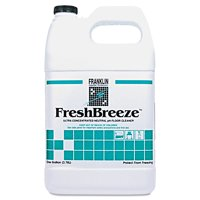 Franklin Cleaning Technology FreshBreeze Ultra Concentrated Neutral pH Cleaner, Citrus, 1gal, 4/Carton