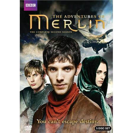 Merlin: The Complete Second Season (DVD)