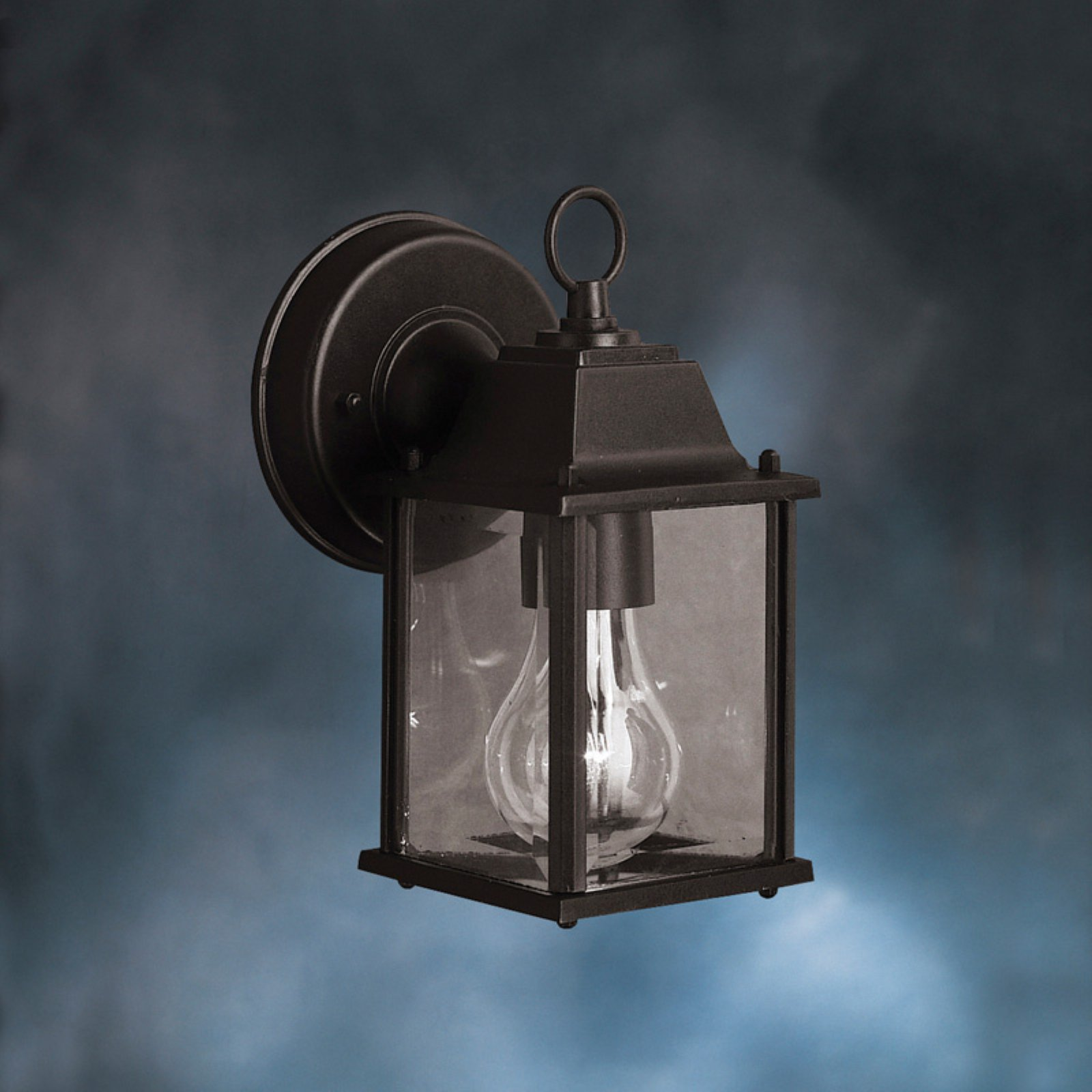 Kichler barrie 9794 outdoor wall lantern 4 75 in