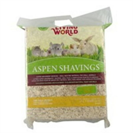 Living World Aspen Shavings 2500 Cu Inch