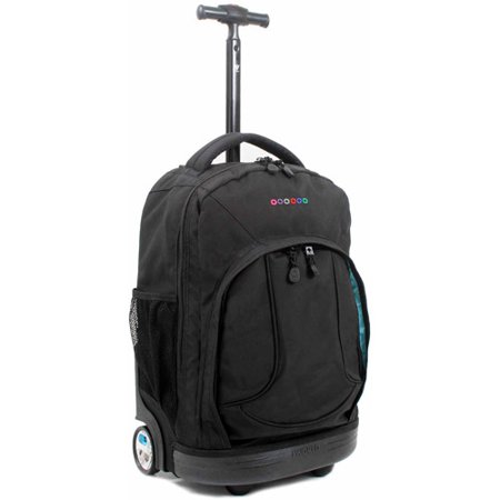 J World Sunday 18  Rolling Backpack