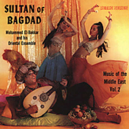 Sultan Of Bagdad Music Of The Middle East 2