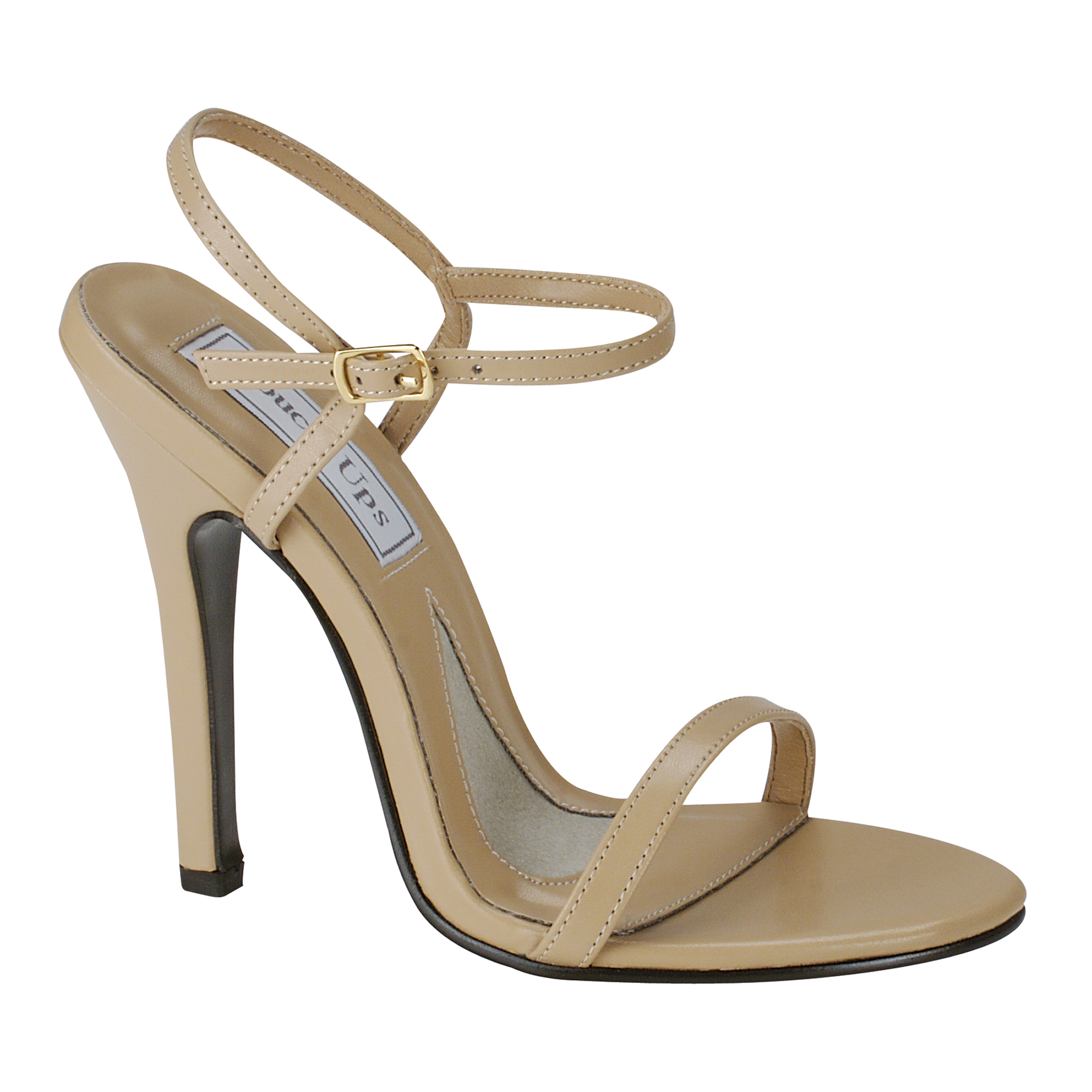 Touch Ups Womens Genesis Taupe 10 M