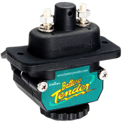 Battery Tender Battery Connect Battery Connector Set, Black