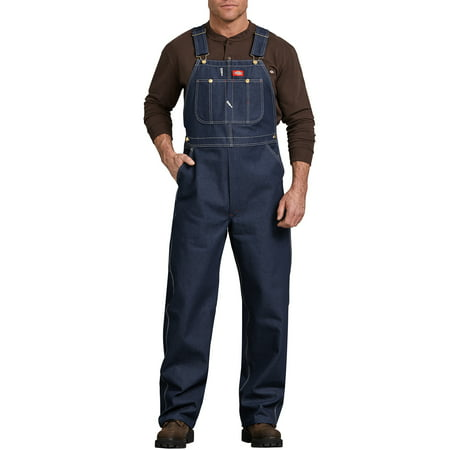 Overall Print Footed Coverall (Men's Indigo Bib Overall)