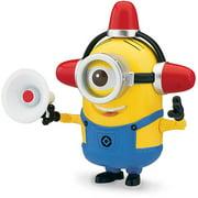 Despicable Me  Build-a-Minion Fireman/Lucy Deluxe Action Figure