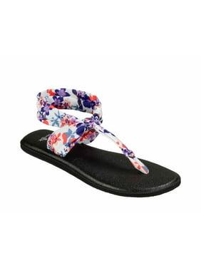 ab7954a8aaf69 ... Sanuk Girls Kids LIL Yoga Sling Ella Prints Sandal Black Waikiki Floral  ... better  Sanuk Women s Yoga Sling Ella Prints good selling 3f9dd ad554  ...