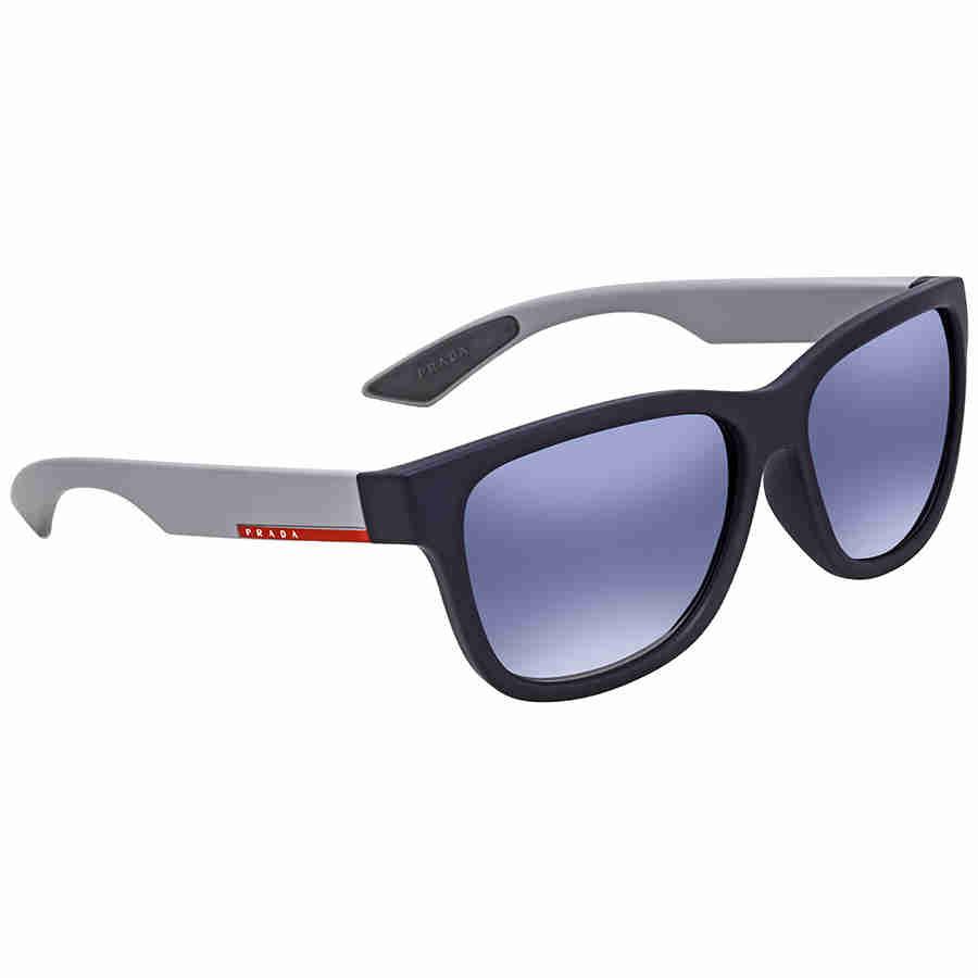 482c3be87e5 ebay prada mens sunglasses blue 54d30 cad86