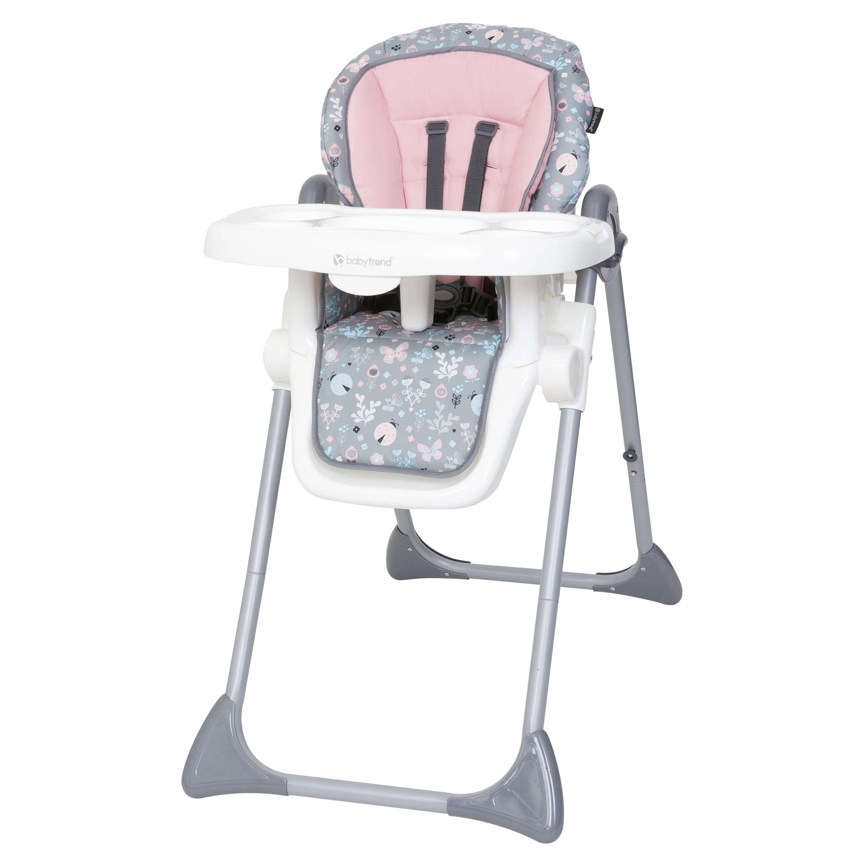 Baby Trend Sit-Right Adjustable High Chair, Lil Adventure [Walmart