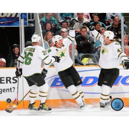 Mike Modano 511th NHL Goal All-time leading US Born Scorer 2007-08 Photo (Top 10 All Time Nhl Goal Scorers)