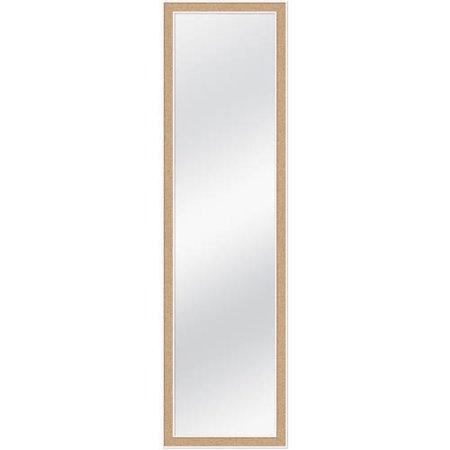 Over the door mirror with corkboard surround 12x48 for 12x48 door mirror