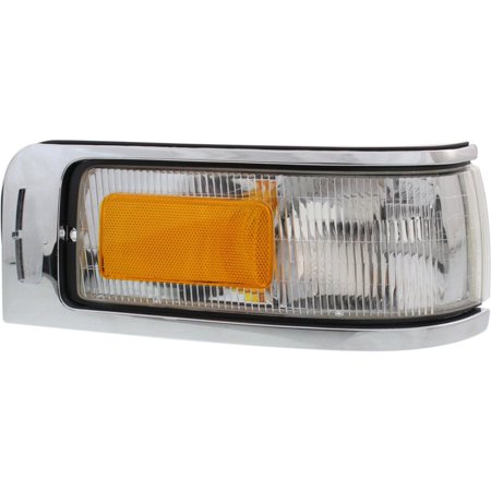 NEW CORNER LAMP LENS AND HOUSING RH FITS 1995-1997 LINCOLN TOWN CAR F5VY15A201A (Lincoln Town Car Corner Light)