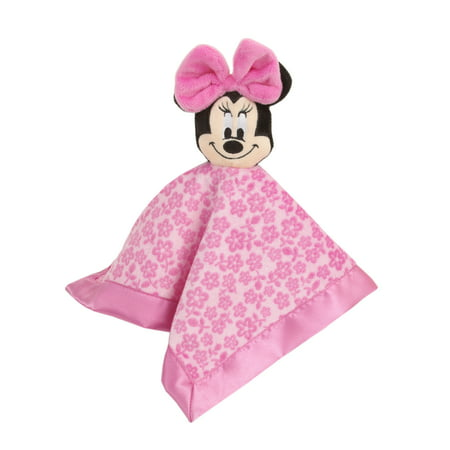 Disney Minnie Mouse Lovey Security Blanket