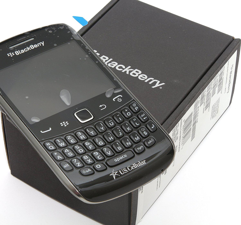 BlackBerry Curve 9350 Black - US Cellular + BlackBerry en Veo y Compro