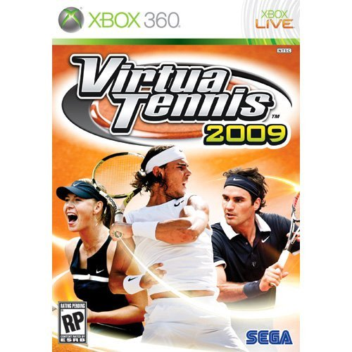 Sega Virtua Tennis 2009 Xbox 360 (68036) by Sega