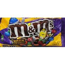 Chocolate Candies: M&M's Dark Chocolate Peanut