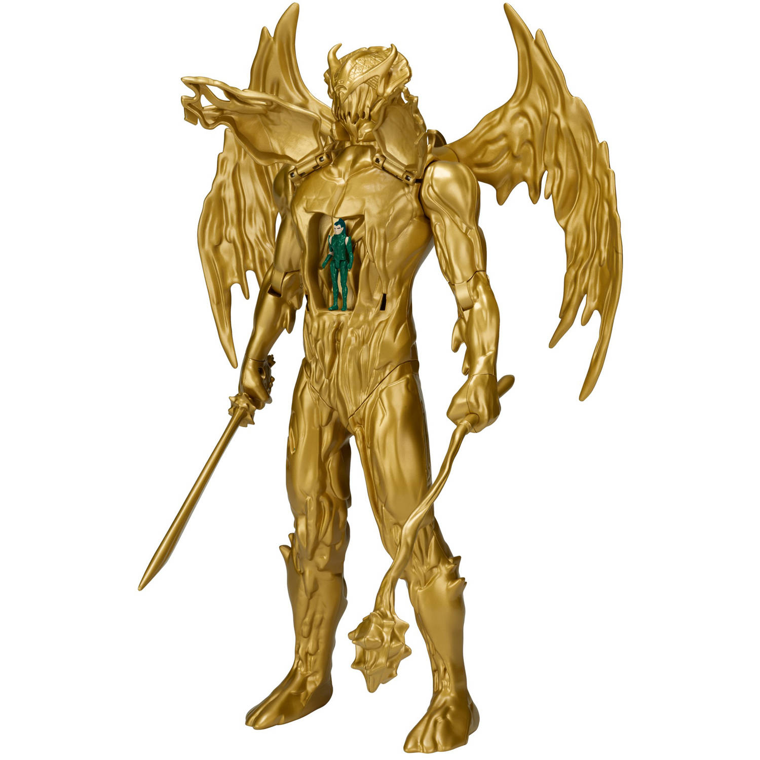 Power Rangers Mm Ultimate Goldar by Bandai America