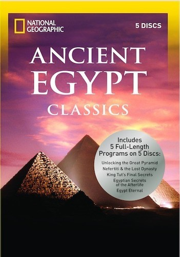 National Geographic: Ancient Egypt Classics (DVD) by National Geographic