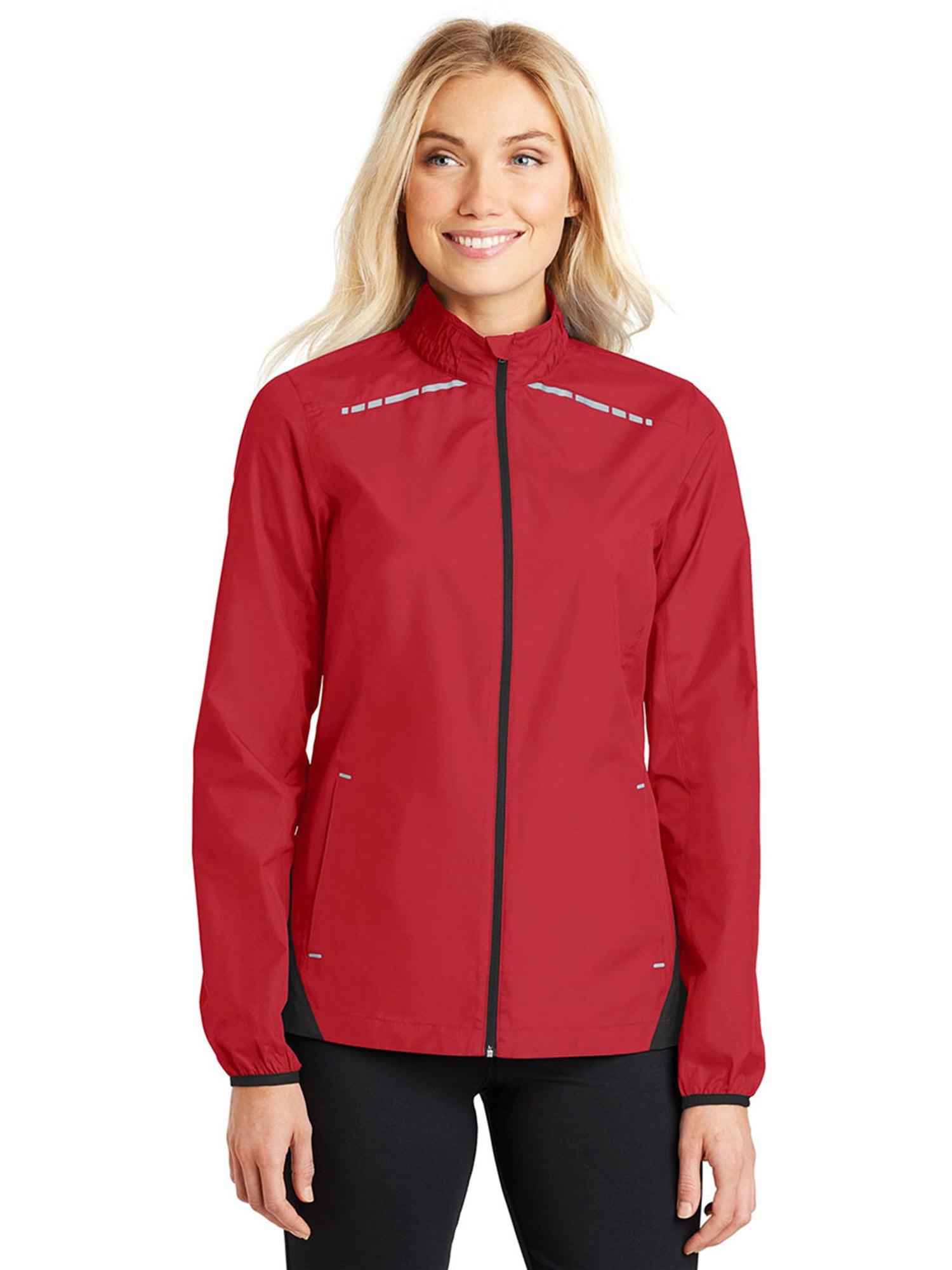 Port Authority Women's Zephyr Reflective Hit Full-Zip Jacket