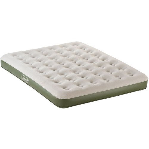 Coleman Queen Single High Quickbed with Pump