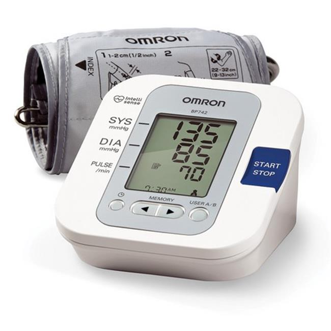 Omron Healthcare OMR223 9- 17 in. Blood Pressure Digital Automatic Monitor