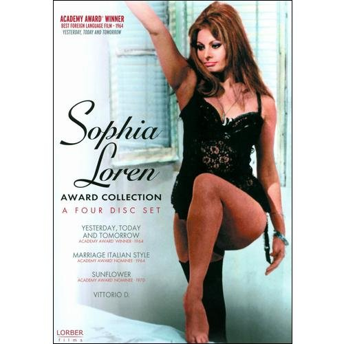 Sophia Loren: Award Collection (Widescreen)