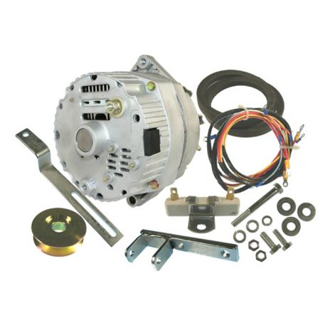 DB Electrical AKT0002 Ford 600 4000 Tractor Alternator For Generator Conversion Kit, Ford 55-64 4Cylinder 600 600 Series 601 Series,Ford 55-64 4Cylinder 800 800 Series 801 Series/ /