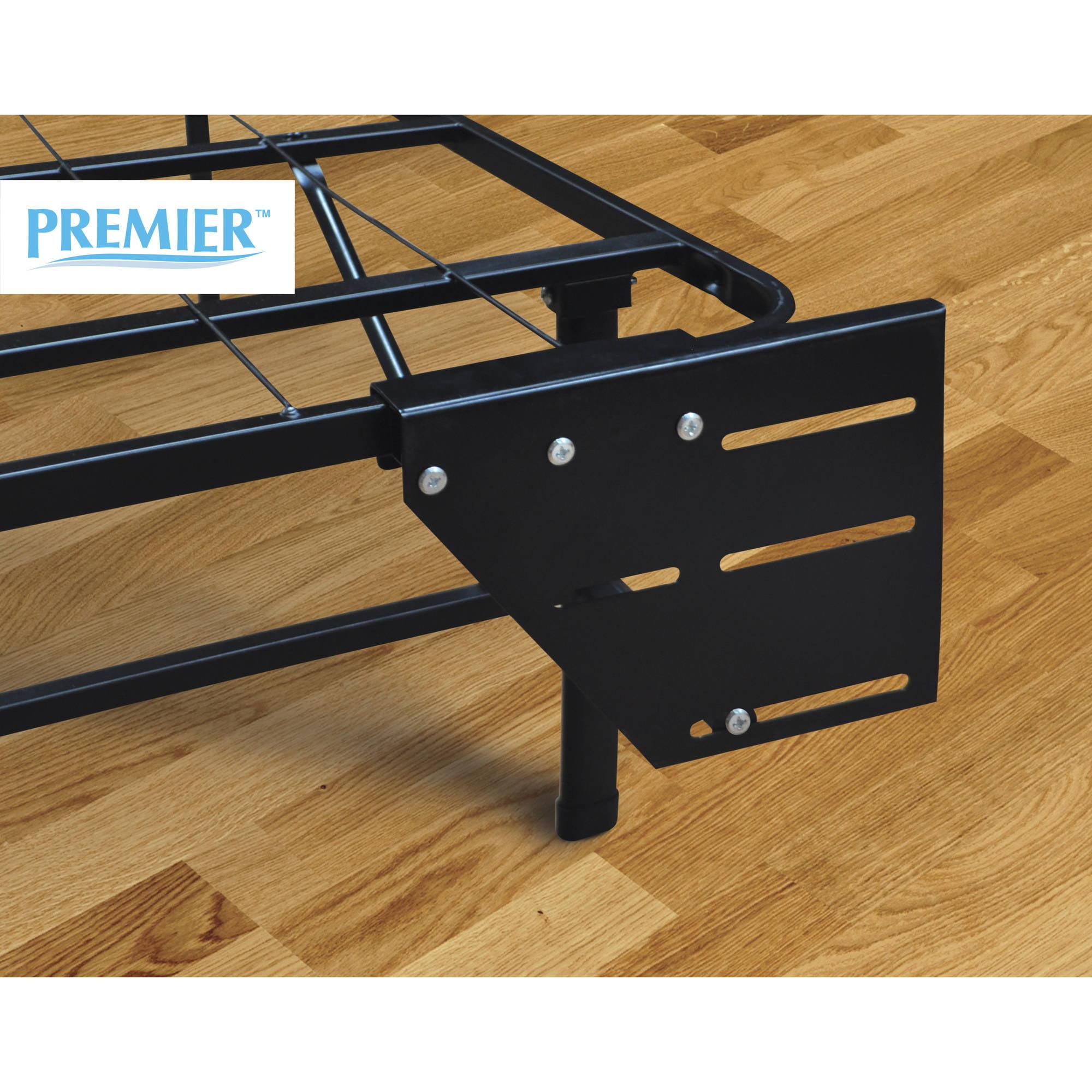 Premier Universal Headboard/Footboard Brackets, Black