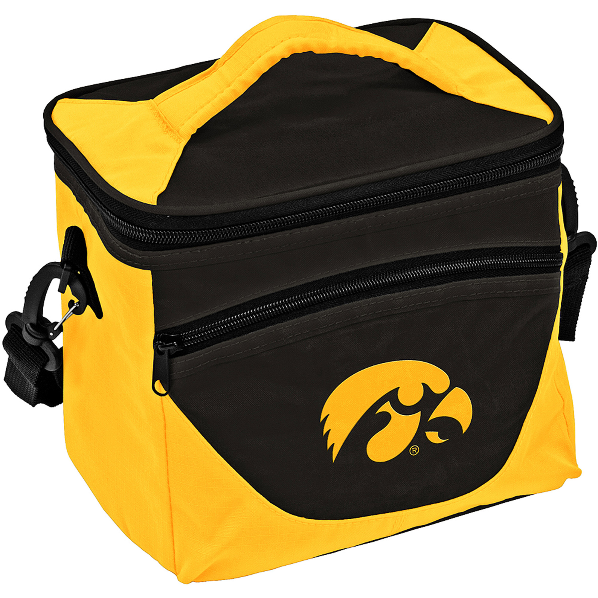 Logo NCAA Iowa Halftime Lunch Cooler