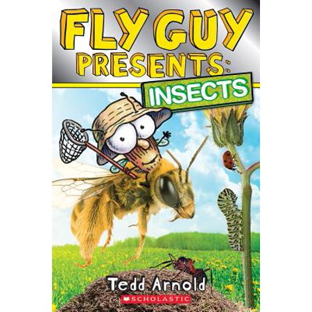 Fly Guy Presents: Insects (Scholastic Reader, Level 2) (Paperback) ()